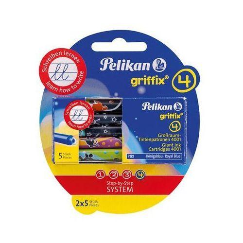Oferta Wkład do pióra wiecznego griffix® Pelikan - 2 x 5 sztuk [f5a7dead4f63545b]