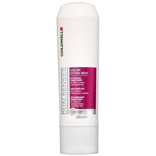 Goldwell Dualsenses Color Extra Rich Conditioner 200ml W Odżywka do włosów - produkt z kategorii- odżywki do włosów