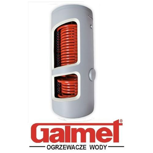 Produkt Wymiennik biwalentny 2x Maxi Węż.spiral.500l Galmet
