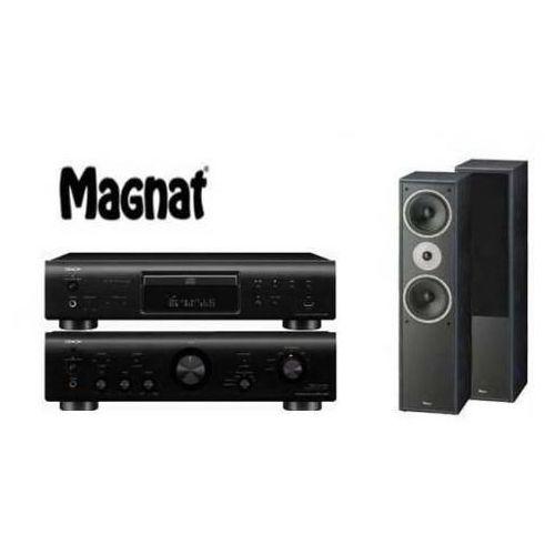 Artykuł DENON PMA-710 + DCD-710 + MAGNAT SUPREME 800 z kategorii zestawy hi-fi
