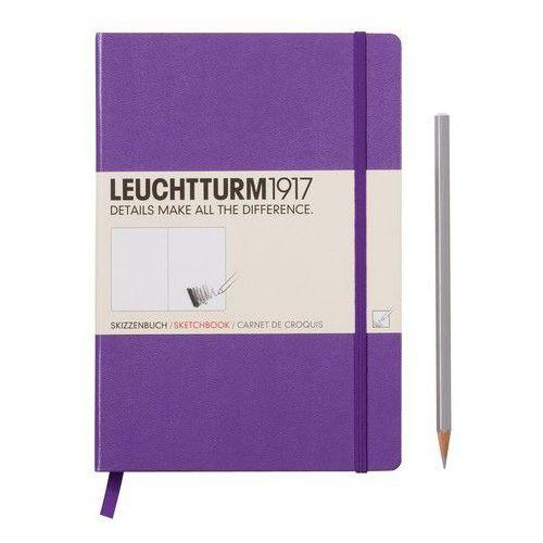 Szkicownik Medium Leuchtturm1917 gładki fioletowy 344663 - oferta [25034b79773575a1]