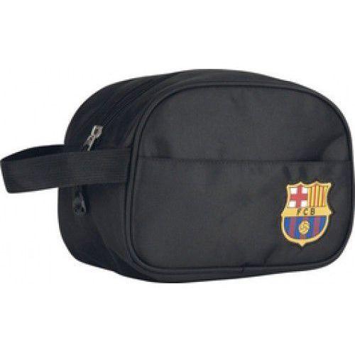 Kosmetyczka męska FC Barcelona - Dostawa zamówienia do jednej ze 170 księgarni Matras za DARMO - oferta [654c6321f5c5e3cf]