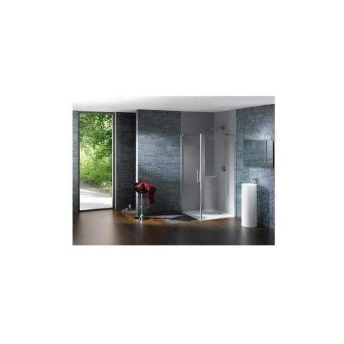 HUPPE STUDIO PARIS ELEGANCE częściowo w ramie Drzwi skrzydłowe ze ścianką boczną PT0101 (drzwi prysznico