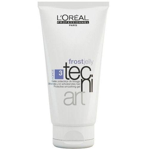 Produkt z kategorii- pozostałe kosmetyki do włosów - Loreal Frost jelly - 150 ml