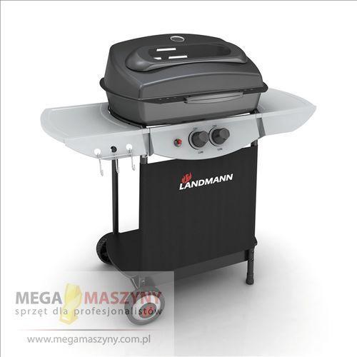 LANDMANN Grill gazowy Atracto od Megamaszyny - sprzęt dla profesjonalistów