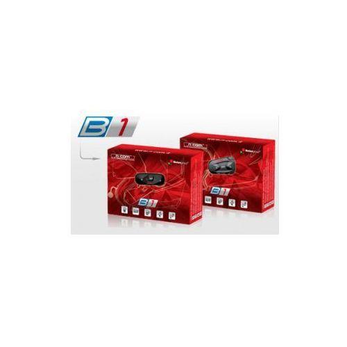 N-Com B1 - System komunikacji N-Com dla kasków  (2 kaski) (N104EVO - N104 - N44 - N40FULL - N40), marki Nolan do zakupu w MotoKanion
