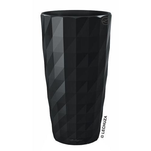 Donica Lechuza Diamante czarna, produkt marki Produkty marki Lechuza
