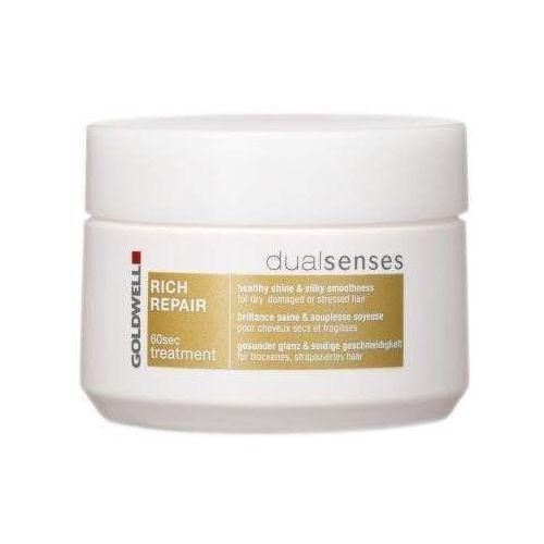 Goldwell Dualsenses balsam regenerujący Rich Repair 60 sec Treatment 200ml - produkt z kategorii- odżywki do włosów