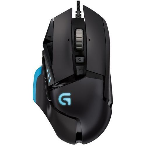 Logitech  G502 z kat. myszy, trackballe i wskaźniki