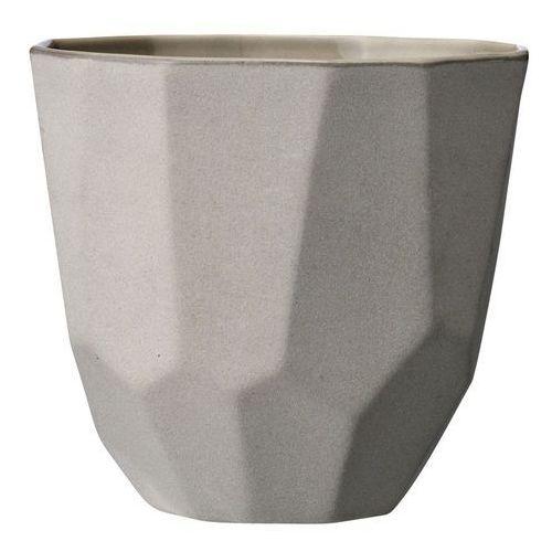 Doniczka ceramiczna, ciemnoszara 7.5 x 8 cm 278068csz, produkt marki Bloomingville