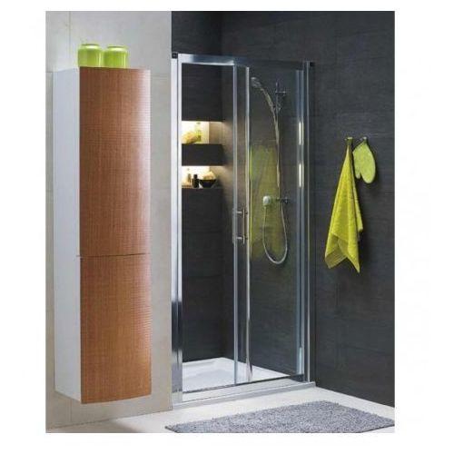 Drzwi rozsuwane GEO 6 100 KOŁO Prismatic - GDRS10205003 (drzwi prysznicowe)