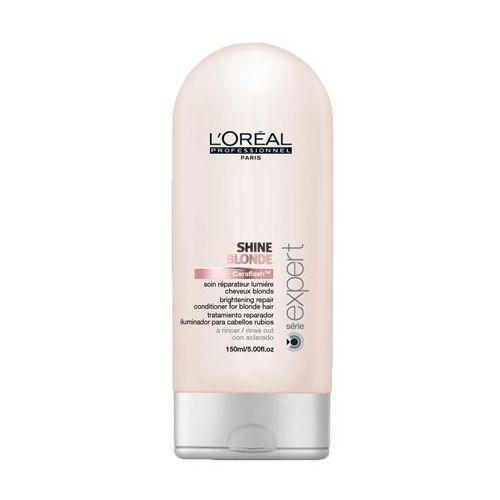 L'Oreal SHINE BLONDE CONDITIONER Regenerująca odżywka nabłyszczająca do włosów blond (150 ML) - produkt z kategorii- odżywki do włosów
