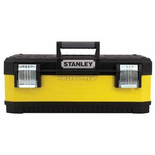 Towar z kategorii: skrzynki i walizki narzędziowe - STANLEY Skrzynka narzędziowa żółta 23`` 10 urodziny N
