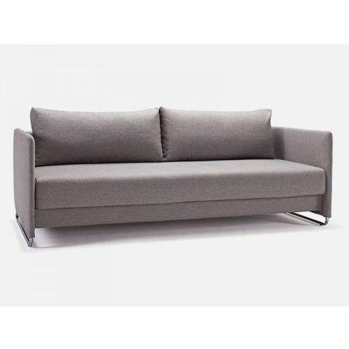 Sofa Upend szarobeżowa 521  728103521-728103-0-2, INNOVATION iStyle