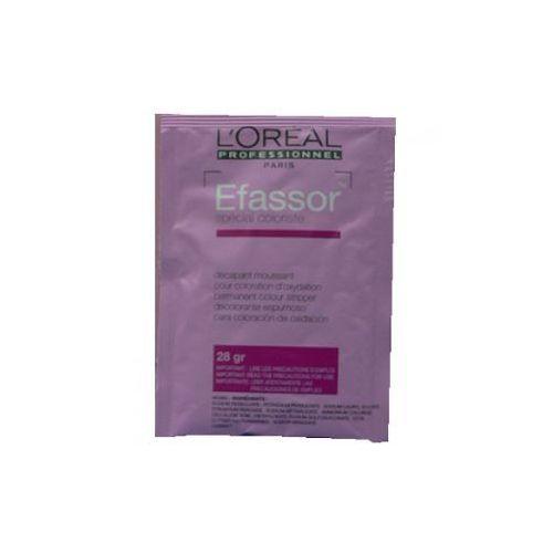 Produkt z kategorii- pozostałe kosmetyki do włosów - LOREAL Efassor Środek do demakijażu i modyfikacji sztucznych pigmentów 28 g