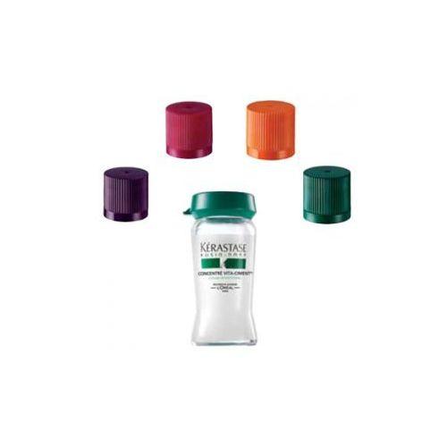 Produkt z kategorii- pozostałe kosmetyki do włosów - KERASTASE KONCENTRAT VITA CEMENT 12 ML + BOOSTER 4 ml