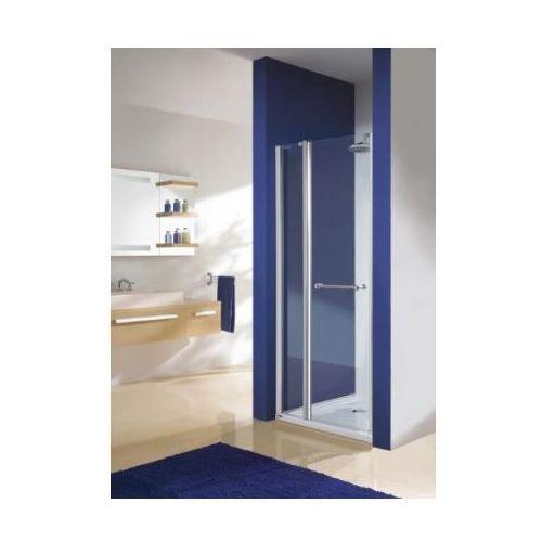 Oferta drzwi prysznicowe otwierane 120 cm Sanplast DJ2L Prestige II 600-072-0831-10-281 (drzwi prysznicowe)