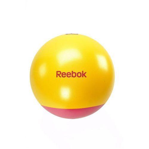 Piłka gimnastyczna  55 cm dwukolorowa 40015MG, produkt marki Reebok