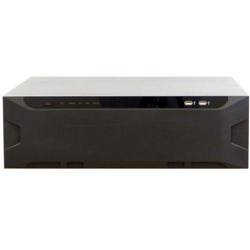 BCS-DVR6408M Rejestrator 64 kanałowy, kompresja H.264, PENTAPLEX, Prędkość zapisu 768kl/s w D1