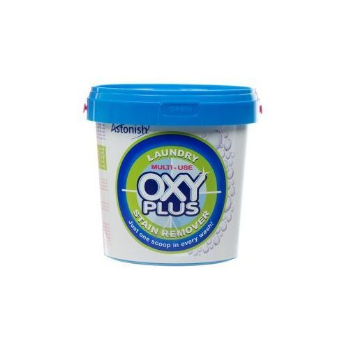 Oxy-Plus/ Uniwersalny odplamiacz 1kg, Astonish z FH Proszek