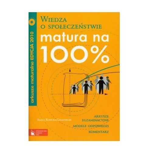 Wiedza o społeczeństwie (WOS). Arkusze maturalne+ płyta CD - oferta [55112172478162e9]