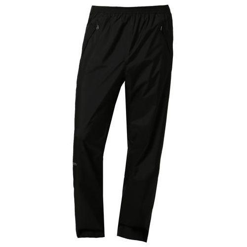Produkt z kategorii- spodnie męskie - Marmot PRECIP Spodnie materiałowe czarny