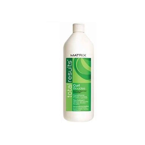 Matrix odżywka do włosów kręconych Curl Boucles Conditioner 1000ml - produkt z kategorii- odżywki do włosów
