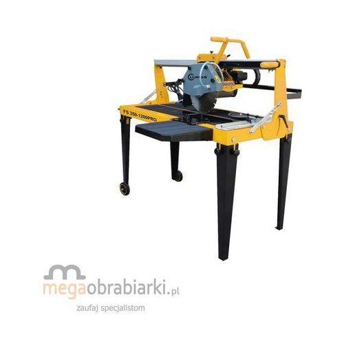 LUMAG Przecinarka do kamienia, ceramiki, polbruku FS 350-1200 PRO - produkt z kategorii- Elektryczne przecinarki do glazury