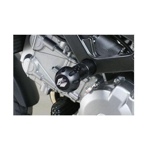 Puig y Suzuki DL650; 2004-2011 V-Strom (czarne) | TRANSPORT KURIEREM GRATIS z kat. crash pady motocyklowe