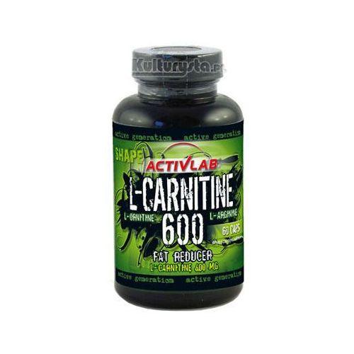 L-Carnitine 600 mg - 60 kaps