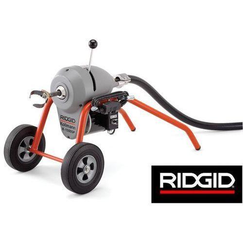 RIDGID Maszyna ze sprężynami w odcinkach K-1500SE 45317, kup u jednego z partnerów