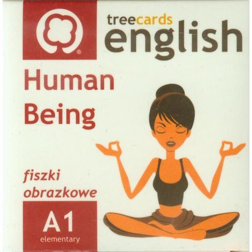 FISZKI Treecards Human Being A1 Vocabulary - oferta [350fe20771c285bd]