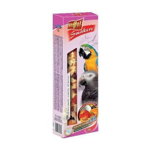 Vitapol Smakers XXL dla dużych papug - tropicana 2szt [2712]