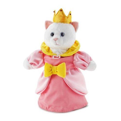 Pluszowa pacynka na rękę, Księżna/kot, 29972-Trudi, zabawa w teatrzyk (pacynka, kukiełka)