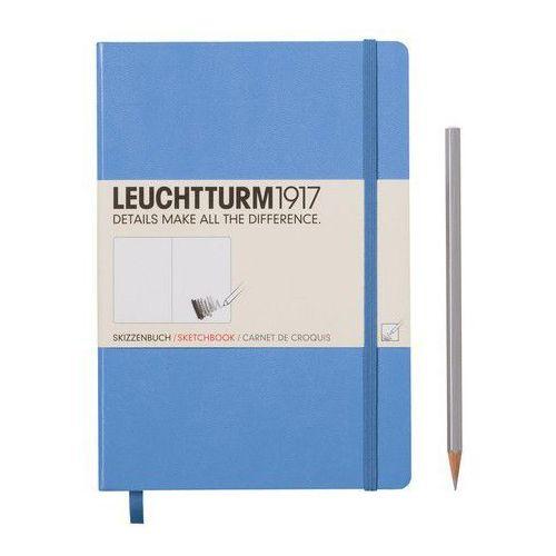 Szkicownik Medium Leuchtturm1917 gładki chabrowy 344666 - oferta [25146d2275057505]