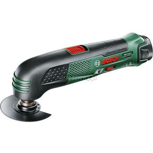 Produkt BOSCH Akumulatorowe narzędzie wielofunkcyjne PMF 10,8 LI (bez akumulatora i ładowarki) + TORBA NA NARZĘDZIA 10 urodziny Narzedziowy.pl Wielkie obniżki
