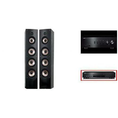 YAMAHA A-S301 + CD-S300 + ELTAX MONACO - wieża, zestaw hifi - zmontuj tanio swój zestaw na stronie