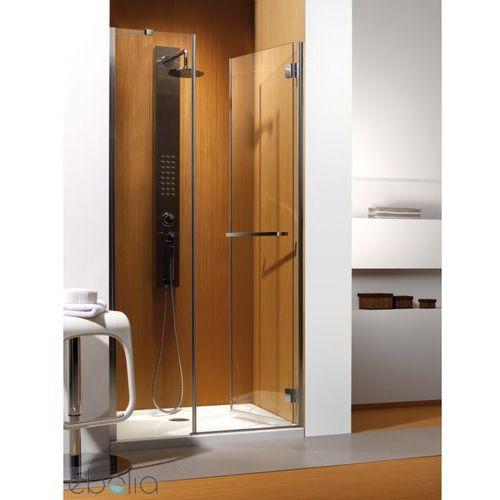 Oferta Drzwi wnękowe 100 Carena DWJ Radaway (34322-01-08NR) (drzwi prysznicowe)