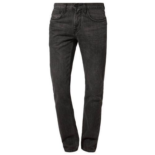 Produkt z kategorii- spodnie męskie - adidas Originals Jeansy Slim fit szary