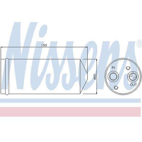 Towar z kategorii: osuszacze powietrza - Osuszacz, klimatyzacja NISSENS 95142