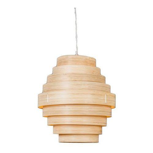 Lampa wisząca Bamboo 2 naturalna - sprawdź w lampyiswiatlo.pl