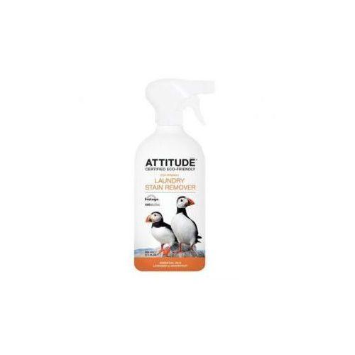 Attitude Ekologiczny odplamiacz w sprayu 800ml (wybielacz i odplamiacz do ubrań) od Bliżej Ciebie