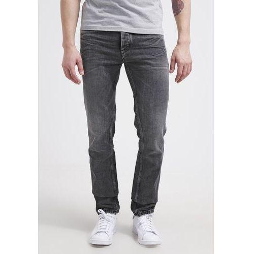 Calvin Klein Jeans Jeansy Slim fit black - produkt z kategorii- spodnie męskie