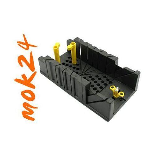 Towar Skrzynka uciosowa plastikowa 320x120x75mm z bolcami  z kategorii skrzynki i walizki narzędziowe
