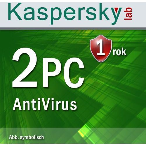 Kaspersky Antyvirus 2016 ENG 2 PC ESD - oferta (053cd3afffd30550)