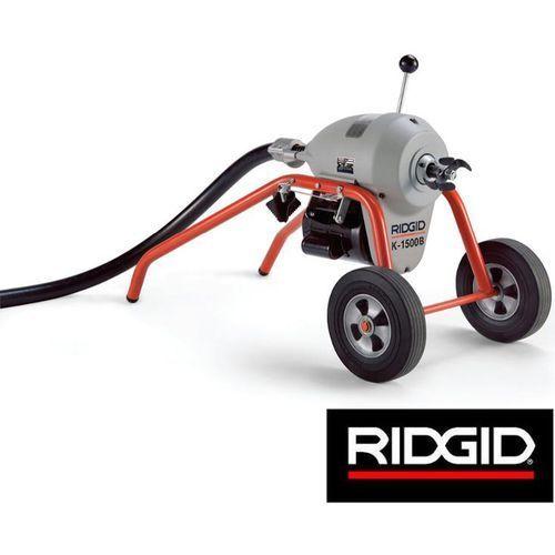 RIDGID Maszyna ze sprężynami w odcinkach K-1500 45312, kup u jednego z partnerów