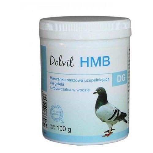 DOLFOS DG Dolvit HMB preparat dla gołębi stymulujący loty 100g, Dolfos