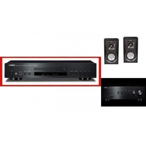 Artykuł YAMAHA A-S301 + CD-S300 + KLIPSCH KB15 z kategorii zestawy hi-fi