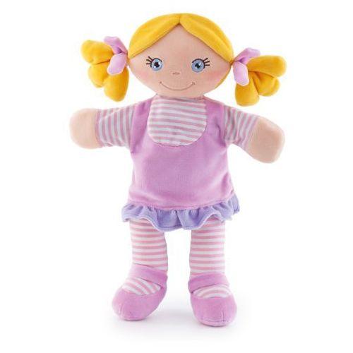 Pluszowa lalka - pacynka na rękę, przytulanka Basia, 64235-Trudi, zabawa w teatrzyk, lalki-pacynki (pacynka,