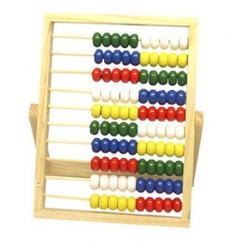 Liczydło drewniane - Dostawa zamówienia do jednej ze 170 księgarni Matras za DARMO - oferta [35d8632d25a5041a]